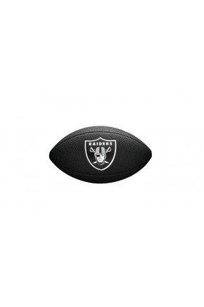 bola de futebol americano raiders nfl wilson preto hyped 91