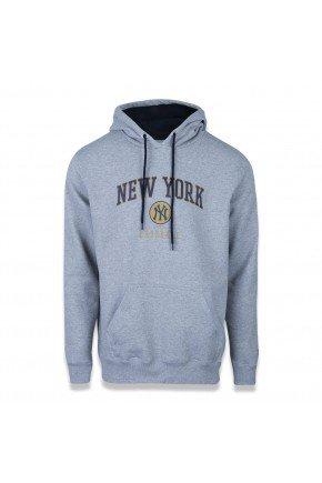 moletom new era mlb new york yankees college school plus size hyped 91