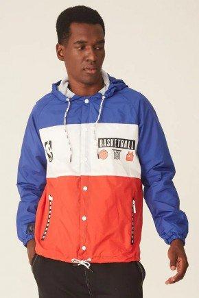 jaqueta corta vento nba de botao azul vermelho branco hyped 91 4