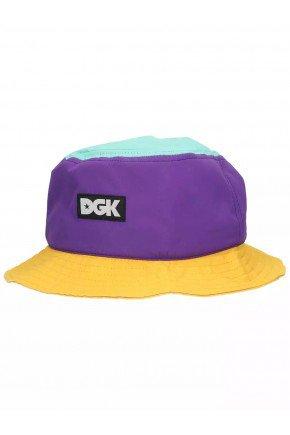 Bucket Hat Dgk Gooms Block Dupla Face   Multicolorido   hyped 91  2