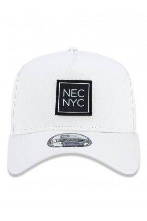 bone new era ny new york city aba curva 9foty bege hyped 91 2