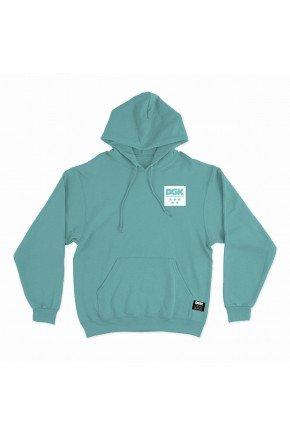 moletom dgk all star mini hoodie verde agua hyped 91