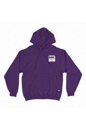moletom dgk all star mini hoodie roxo hyped 91