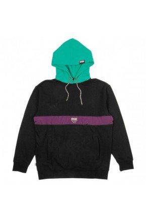 moletom canguru dgk explore hoodie fleece preto roxo verde hyped 91