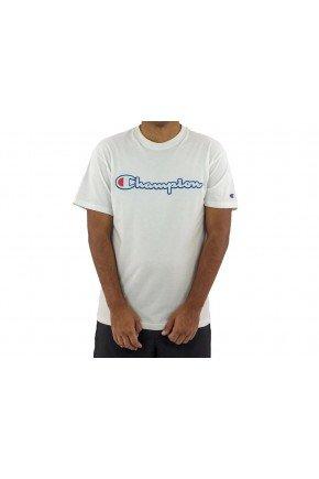 Camiseta Champion Life Patch Masculina   Branco   hyped 91