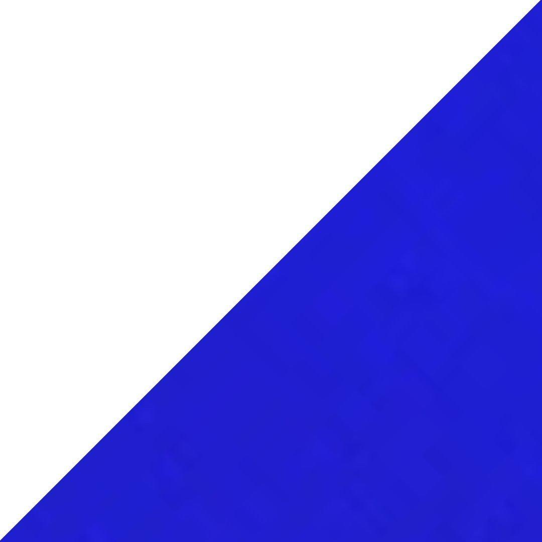 Branco/Azul