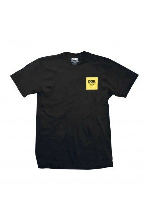 Camiseta DGK New All Star Masculina   Preto   HYPED 91