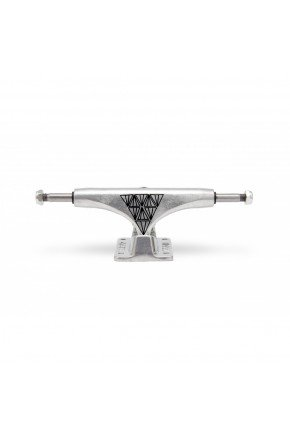 Truck Crail X Sinergia Mid   Cinza   129mm   hyped 91