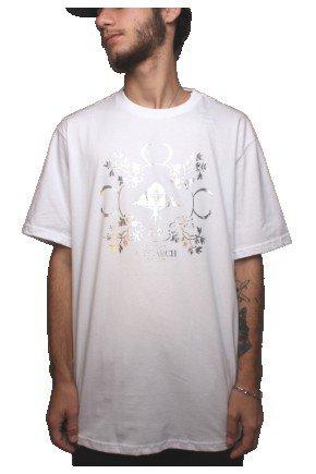 camiseta lrg royalty masculina branco hyped 91