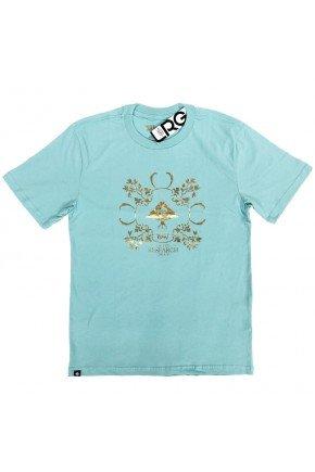 camiseta lrg royalty masculina azul claro hyped 91