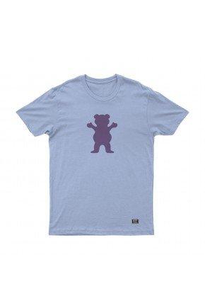 camiseta grizzly og bear powder blue hyped 91