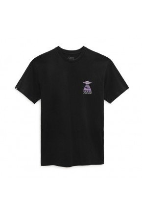 camiseta vans area 66 ss masculina preto hyped 91
