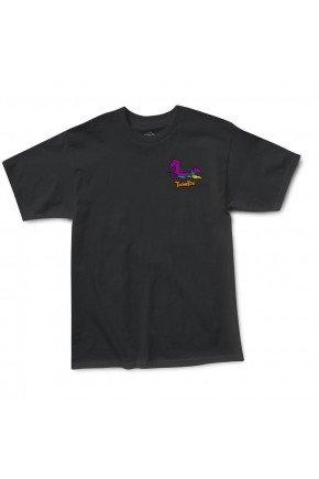 camiseta thank you stoneage dactyl tee preto hyped 91