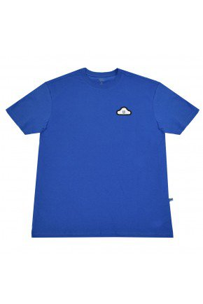 Camiseta Thank You Cloud Icon SS Masculina   Royal   hyped 91