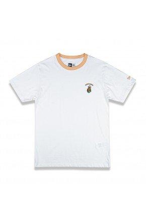camiseta feminina new era fruit corn chicago off white hyped 91