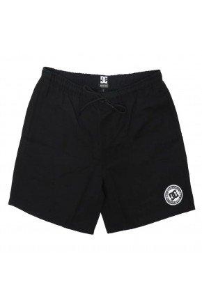shorts dc shoes de elastico right way masculino preto hyped 91 9