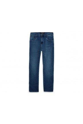 calca oakley jeans denin fleece masculina fathom hyped 91