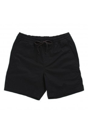 shorts vans range 18 preto   hyped 91