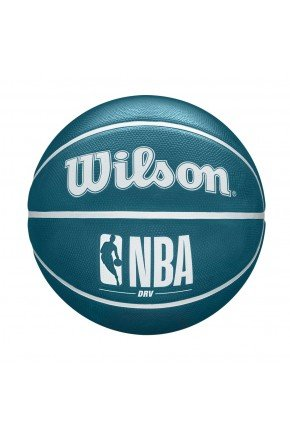mini bola de basquete infantil wilson nba drv azul bondi hyped 91