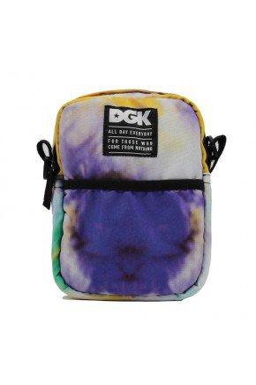 shoulder bag dgk psychedelic tye dye hyped 91