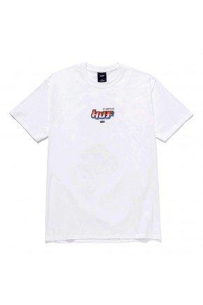 Camiseta HUF X Street Fighter Chun Li  Cammy   Branco   hyped 91