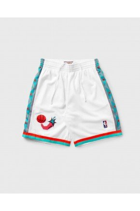 shorts mitchell ness swingman nba all star west 1996 branco hyped 91