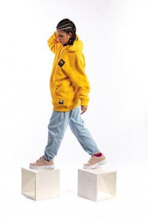 Moletom DGK All Star Mini Hoodie amarelo   hyped 91  7