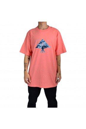 camiseta lrg mountain 47 coral hyped 91
