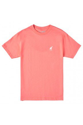 camiseta lrg size 47 coral rosa hyped 91
